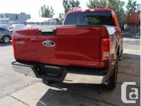 Make Ford Model F-150 Year 2015 Colour Red kms 92390