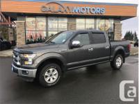 Make Ford Model F-150 Year 2015 Colour Grey kms 50846