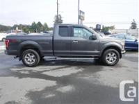 Make Ford Model F-150 Year 2015 Colour Grey kms 40637