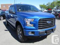 Make Ford Model F-150 Year 2015 Colour Blue kms 43159