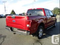 Make Ford Model F-150 Year 2015 Colour Ruby Red