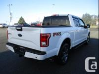 Make Ford Model F-150 Year 2015 Colour Oxford White