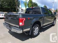 Make Ford Model F-150 Year 2015 Colour Green kms 24525