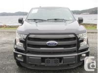 Make Ford Model F-150 Year 2015 Colour Black kms