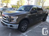 Make Ford Model F-150 Year 2015 Trans Automatic kms