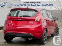 Make Ford Model Fiesta Year 2015 Colour Red kms 13336