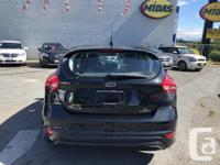 Make Ford Model Focus Year 2015 Colour Black kms 34000