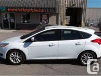 Make Ford Model Focus Year 2015 Colour White kms 85771