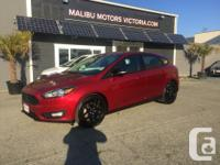 Make Ford Model Focus Year 2015 Colour Red kms 50150