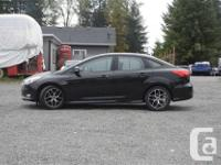 Make Ford Model Focus Year 2015 Colour Black kms 66000