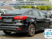 Make Ford Model Focus Year 2015 Colour Black kms 29620