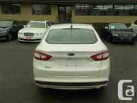 Make Ford Model Fusion Energi Year 2015 Colour White