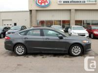 Make Ford Model Fusion Year 2015 Colour Grey kms 20037