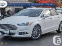 Make Ford Model Fusion Year 2015 Colour White kms