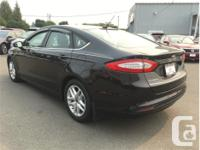 Make Ford Model Fusion Year 2015 Colour Black kms