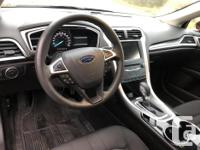 Make Ford Model Fusion Year 2015 Colour Red/Brown kms
