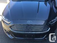 Make Ford Model Fusion Year 2015 Trans Automatic kms