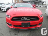 Make Ford Model Mustang Year 2015 Colour Red kms 37389