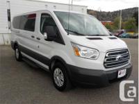 Make Ford Model Transit Wagon Year 2015 Colour White