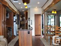 The Sandpiper 360PDEK 5th Wheel offers many great