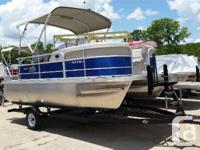 BRAND NEW 2015 16 feet SUNCATCHER G3 V16 PONTOON AND