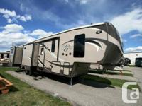 2015 HEARTLAND PORTAL 5W 3650BH. Fifth Wheel.