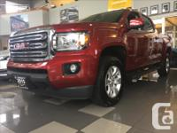 Make GMC Model Canyon Year 2015 Colour Copper Red