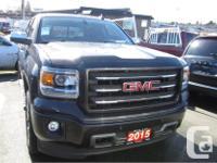 Make GMC Model Sierra Year 2015 Colour Grey kms 60086