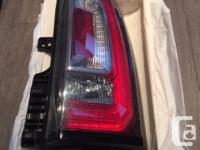 This tail light is 99% fine - it has a tiny fracture