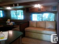 2015 Heartland Prowler 30 LX 2 bedrooms, 1 queen size