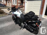 Make Honda Year 2015 kms 9300 2015 Honda CB500X. A fun