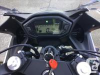 Make Honda Year 2015 kms 7200 2015 Honda CBR500R. New