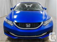 Make Honda Model Civic Year 2015 Colour Blue kms 54894