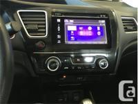Make Honda Model Civic Year 2015 Colour White kms