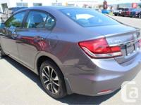 Make Honda Model Civic Year 2015 Colour Grey kms 52900
