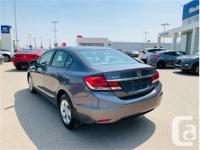 Make Honda Model Civic Sedan Year 2015 kms 52852 Price: