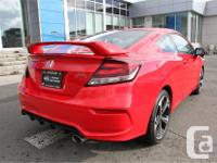 Make Honda Model Civic Year 2015 Colour Red kms 25250