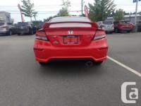 Make Honda Model Civic Si Year 2015 Colour Red kms
