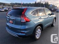 Make Honda Model CR-V Year 2015 Colour Green kms 88365