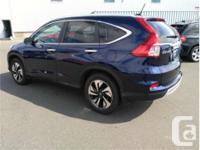 Make Honda Model CR-V Year 2015 Colour Blue kms 40285