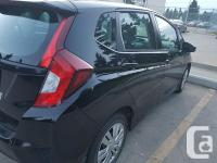 Make Honda Model Fit Year 2015 Colour Black kms 67000