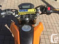 Make Honda Model Grom Year 2015 kms 8564 Aftermarket