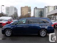 Make Honda Model Odyssey Year 2015 Colour Blue kms