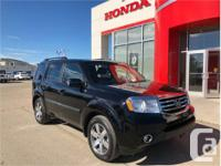Make Honda Model Pilot Year 2015 Colour Black kms, used for sale  Saskatchewan