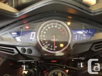 Make Honda Year 2015 kms 2400 Only 2400 km, no liens,
