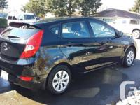 Make Hyundai Model Accent Year 2015 Colour Black kms
