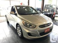 Make Hyundai Model Accent Year 2015 Colour Silver kms