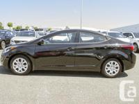 Make Hyundai Model Elantra Year 2015 Colour Black kms