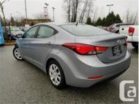 Make Hyundai Model Elantra Year 2015 Colour Grey kms