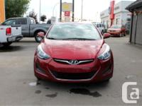 Make Hyundai Model Elantra Year 2015 Colour Red kms